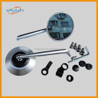New Design good performance CNC Alloy Aluminum scooter universal motorcycle cnc mirrors