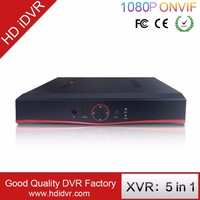 China wholesale 4ch standalone h 264 dvr 1080p with hdmi input cctv security camera ahd dvr kit