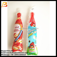 High quality food grade materials plastic juice filter bag pouch manufacturers