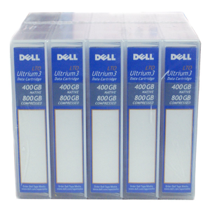 Wholesale Brand New Dell Series PowerVault StoreEver LTO-6 Ultrium Data Cartridges