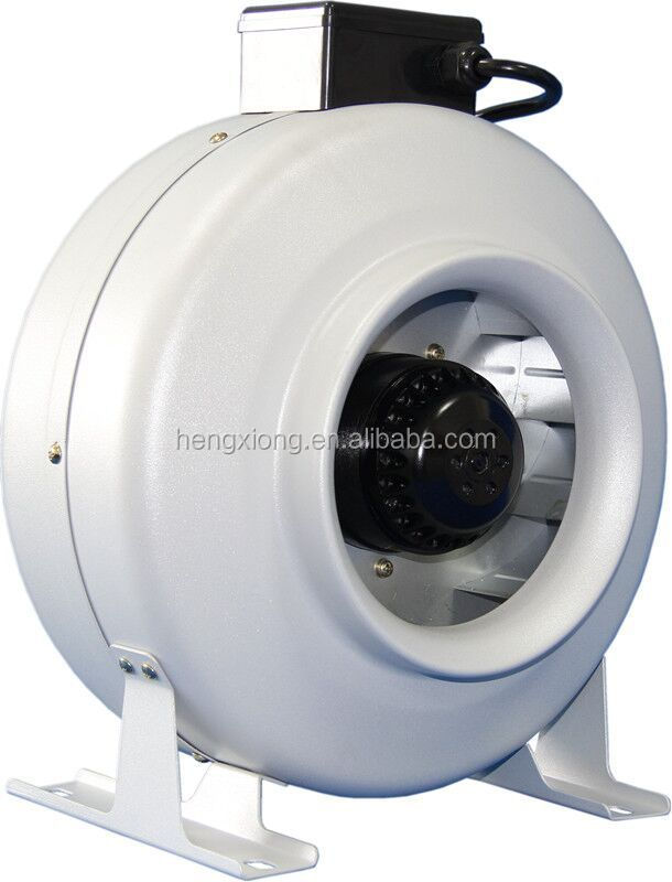High Temperature Inline Fans : Quot ventilation inline fan ducted exhaust