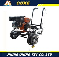 Good quality plastic runway making machine,Concrete floor shot blasting machine,road surface cleaning machine