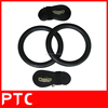 Fitness accessories ABS plastic gym rings gymnastic rings for sale