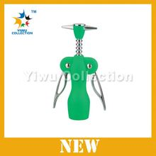 wine cork screw,cute simple bottle opener,factory direct supply hands free simple can opener