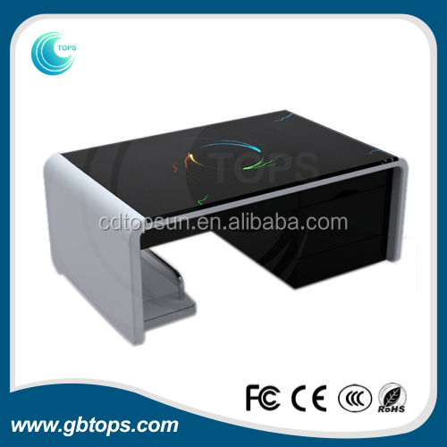 Hot Sale 1080P Android/Window Touch Screen Coffee Table IR/Capacitive touch