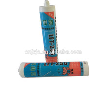 Neutral high strength oxime glass glue duct rtv silicone sealant