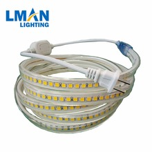 New Products High Voltage 120leds/m AC 220V 5054 LED Strip lighting 50M 100M