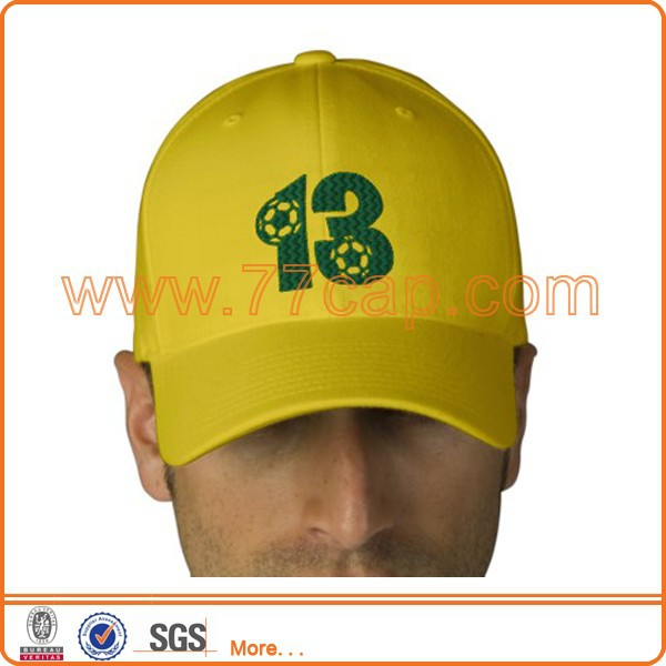 Cotton sports cap and hat custom in China manufacturer