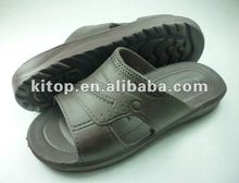 EVA injection good quality man slippers