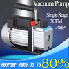 electric vacuum suction pump for air conditioner hand operated vacuum pump