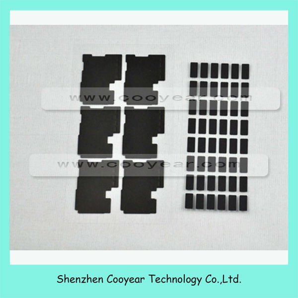 heat sink radiating heat dissipation cooling for iphone 4g logic board paypal is accepted