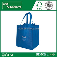 Custom disposable nonwoven cloth bag
