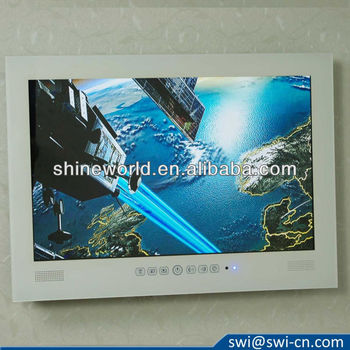15.6 inch IP65 Bathroom Waterproof LCD TV