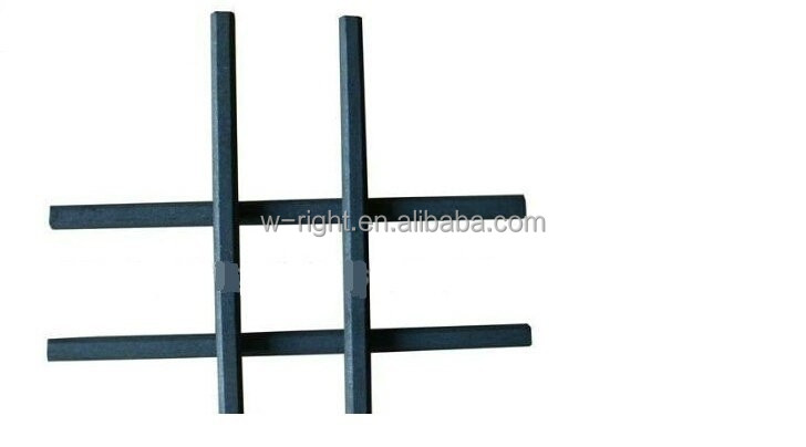 11x200 mm High frequency welded pipe block ferrite magnet