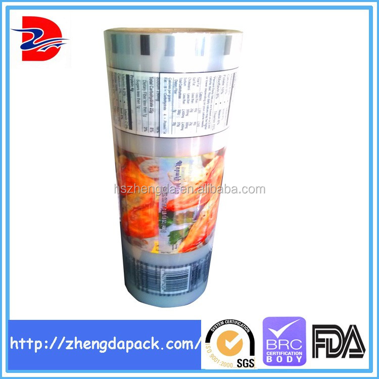 plastic cheese packaging film for packing indonesia cheese & sausage & meat