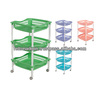 Multipurpose Kitchen Rack with wheel