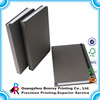 Alibaba china wholesale custom leather cover pu notebook