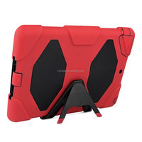 New Arrival kickstand case for iPad Air, for iPad Air case Shockproof Hard Case