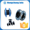 flexible EPDM rubber bellow steam pipe expansion joint