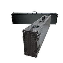 Black Aluminum Rifle Shot Gun Case