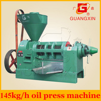 small invested soybean oil production line