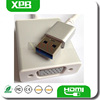 Full HD 1080P USB to HDMI Adapter Cable Male to Female China Supplier
