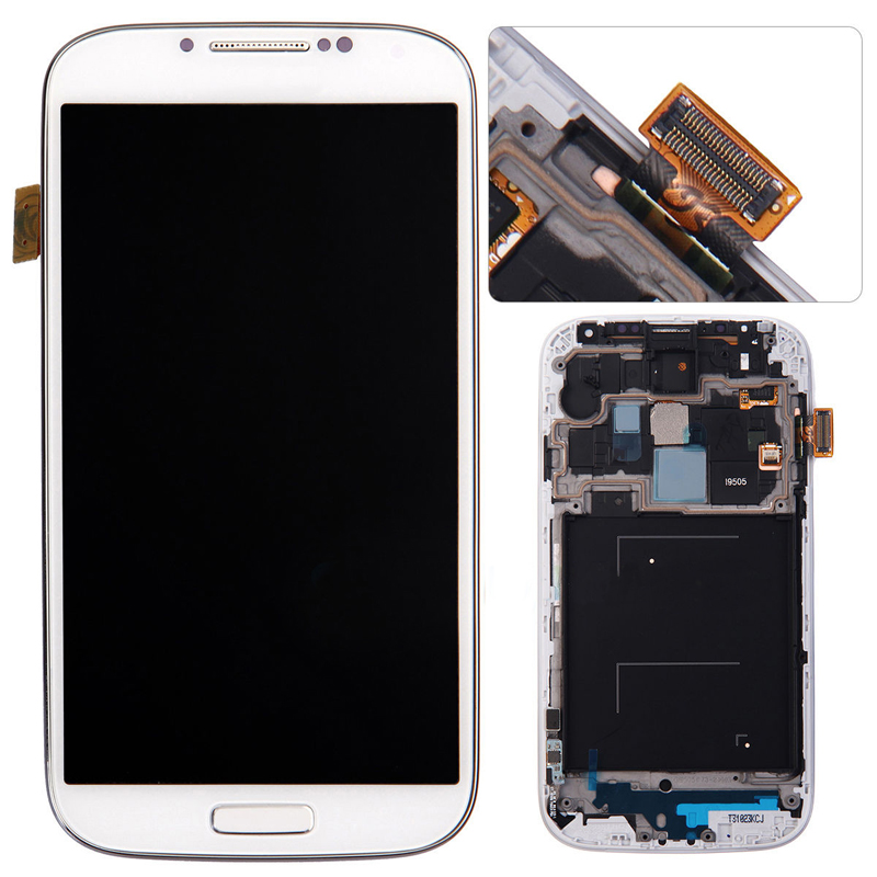 Wholesale lcd- touch screen for samsung galaxy s4 i9500/lcd for samsung galaxy s4 i9500 lcd screen display