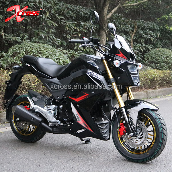 2018 MSX SF Sports 125CC Super Pocket Bike Motorcycles Mini Motos Motocicletas Motobike Tubeless tires For Sale MSX125NR