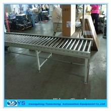 2015 hot sale packaging roller conveyor equipment manufacture