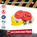 Top sales high working pressure Double jacket fire hose with coupling