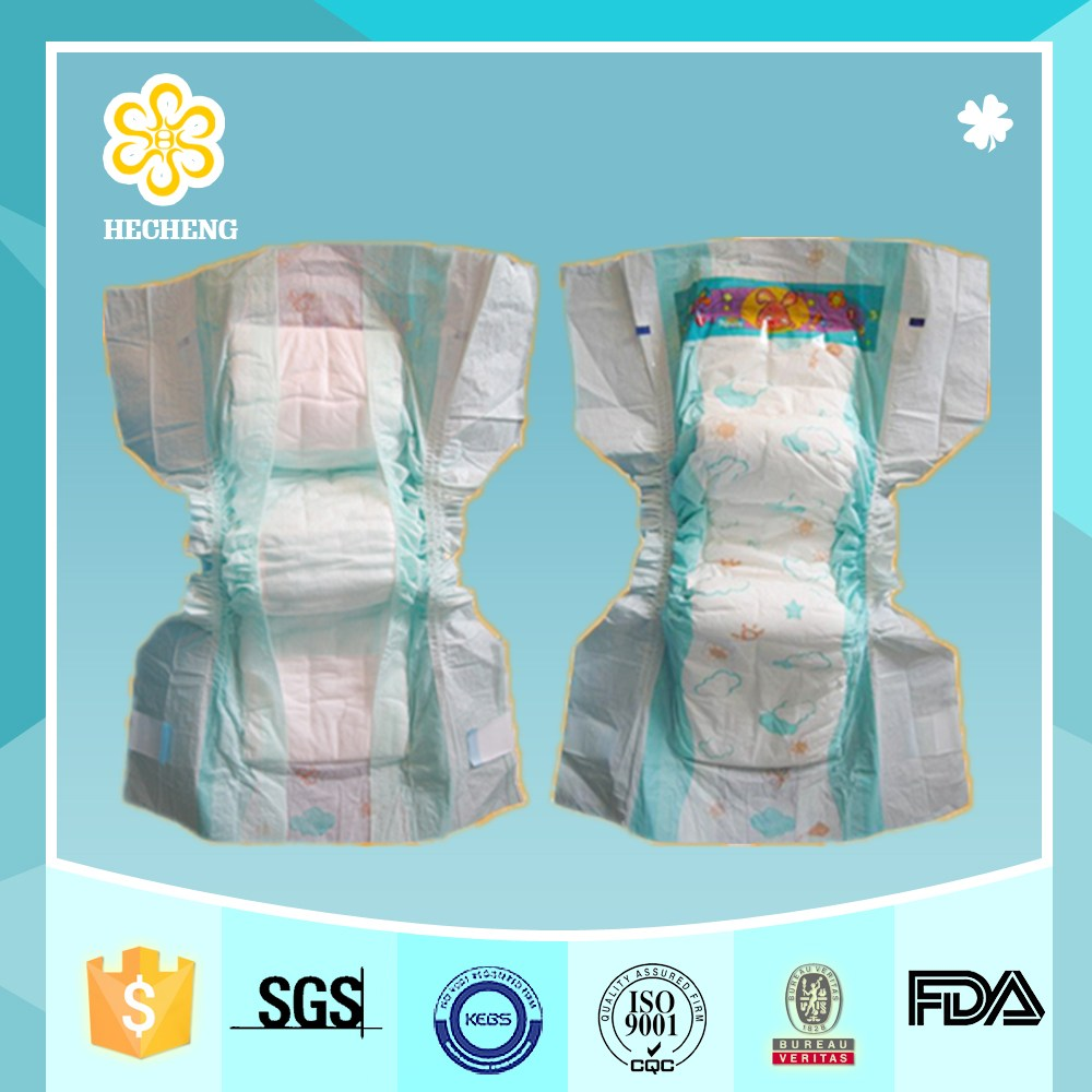 cottony baby sleepy diaper supplier