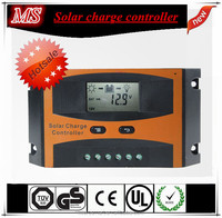 new design on hot sale 20a with 2 usb outback solar charge controllers