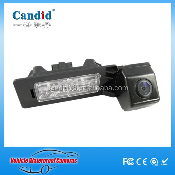High Resolution infared reverse car camera For Audi A4L