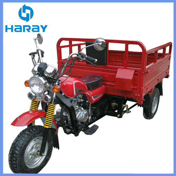 China 175cc Water Cooling Three Wheel Motorcycles