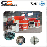 GS -mach factory direct single shaft used tire shredder