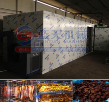 All stainless steel material high quality food drying machine cured meat dryer beef dryer
