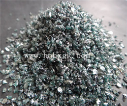non-metallic material production green silicon carbide