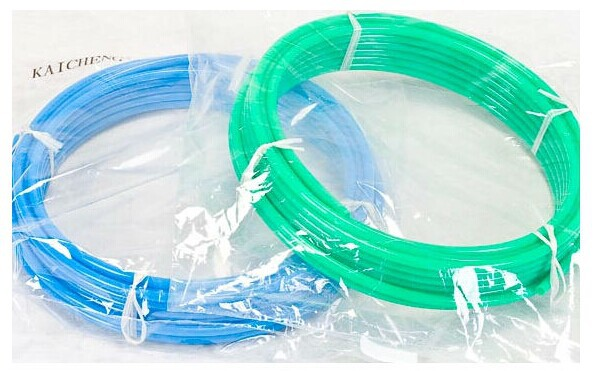 PU or nylon material with high quality best price pu pneumatic tube systems