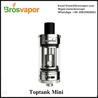 Hot new product subtank mini update vision Kanger toptank mini with Top filling Feature