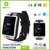 2017 wifi whatsapp smart watch passed ce rohs fcc with best price