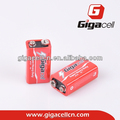 Cheap price!Good quality! Carbon Zinc 9V battery