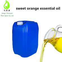 Professional Supplier Cold Pressed Sweet Orange Essential Oil Therapeutic Grade Aromatherapy Product