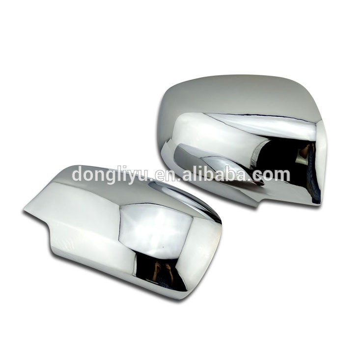 chrome accessories rear view mirror cover for suzuki