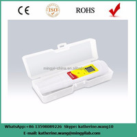 Supply handheld ph meter with factory price