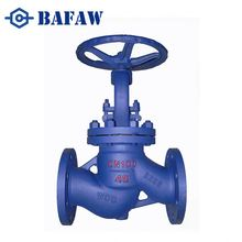 Cast steel ring stem glove valve