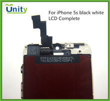 """100% Ori quality"",LCD Complete and Touch Screen, LCD Digitizer Assembly For iphone 5 s"