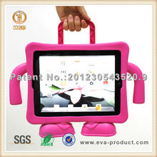 Easy-to-carry protective kids friendly hard cover laptop case