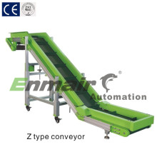 Easy work design production small conveyor belt system