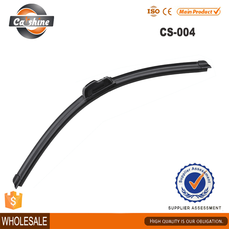 Factory Wholesale Best Car Frameless Front Windshield Wiper Blade For Toyota Axio