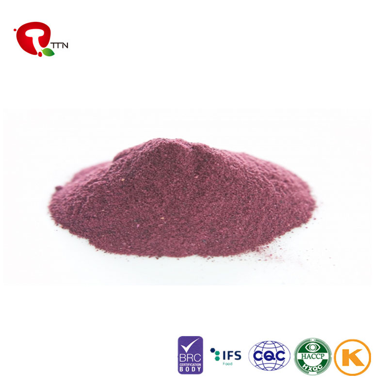 TTN Hot Sale Fruit Blueberry Powder Fruit